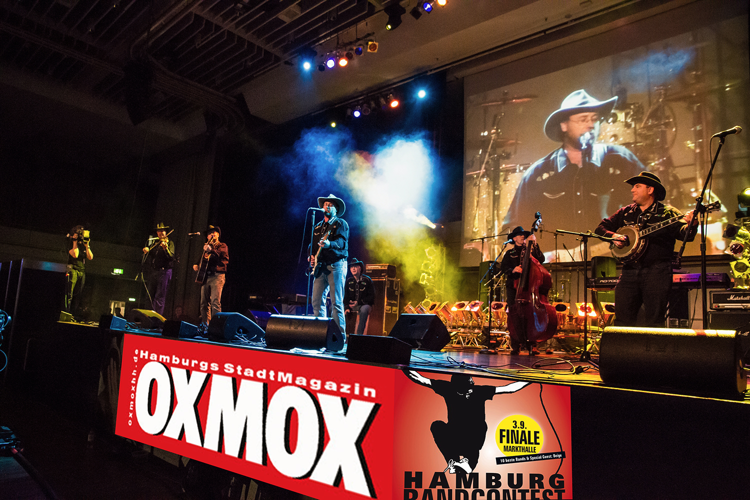 morgen im finale des oxmox bandcontest in der markthalle hamburg celtic cowboys. Black Bedroom Furniture Sets. Home Design Ideas